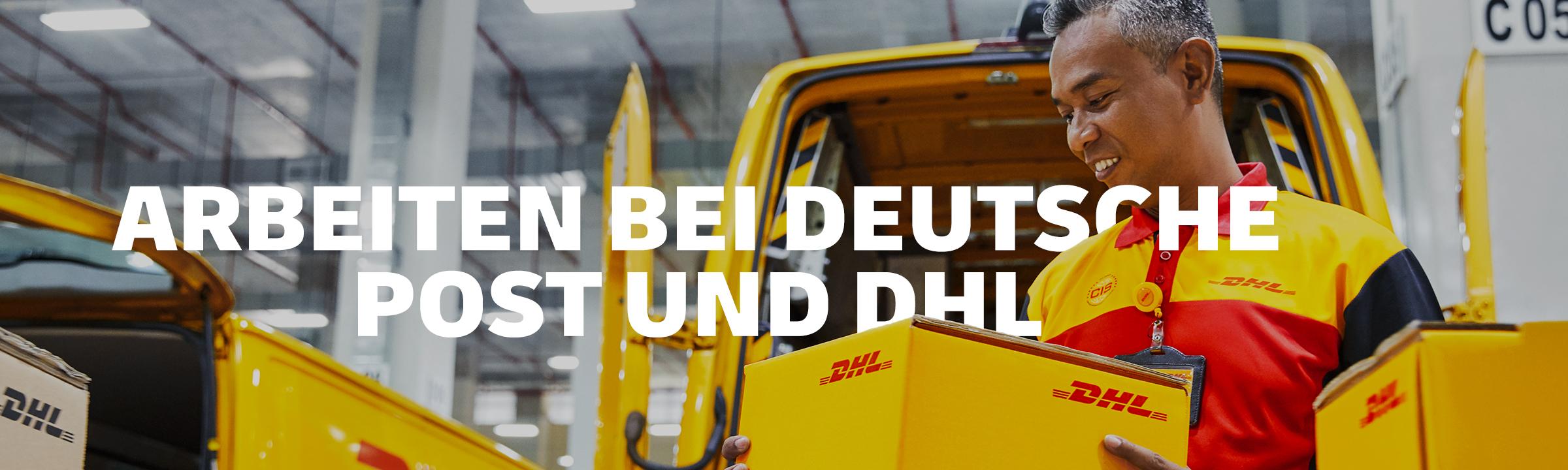 Arbeiten bei Deutsche Post und DHL