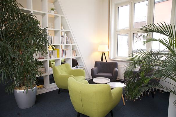 Büro-Bücherregale