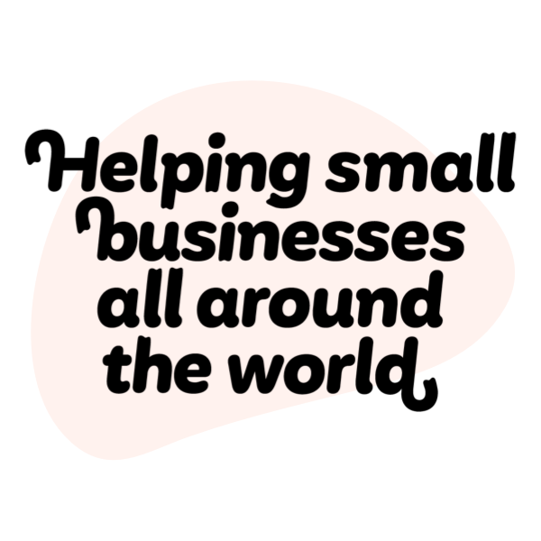 helping small businesses all around the world