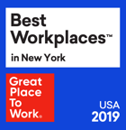 Best work place in new york