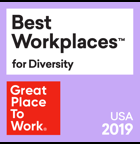 Best Work Place in diversity
