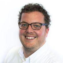 Photograph of Erik de Boer