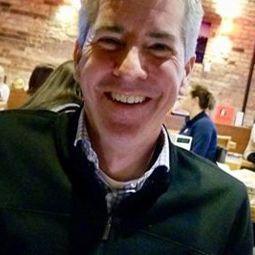 Photograph of Greg Horn