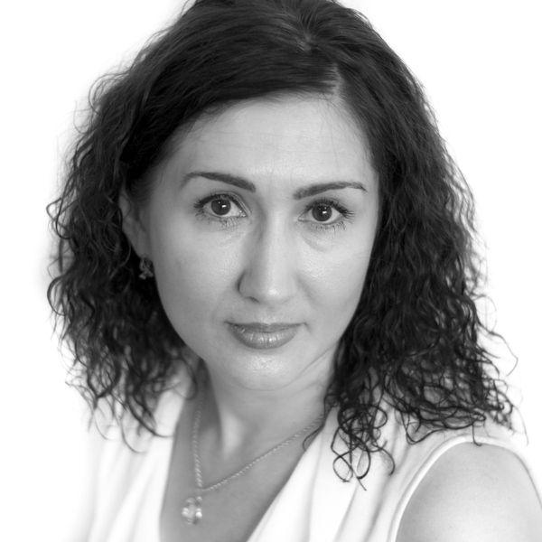 photo of Oksana Ajzensjtark