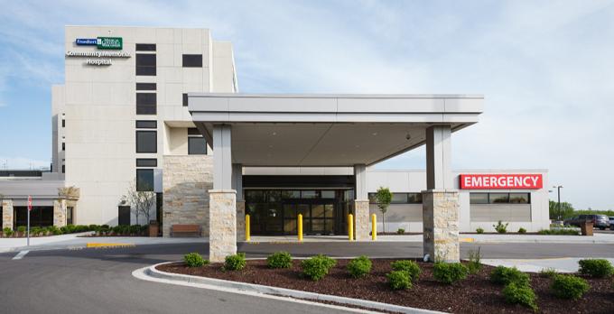 Froedtert Community Menorial Hospital