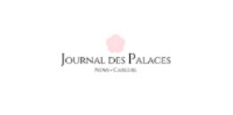 Journal des Palaces Logo