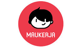 MAUKERJA - Logo