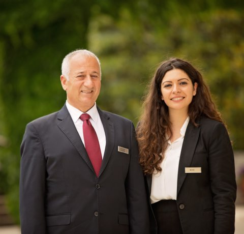 GENERAL MANAGER/HOTEL-MANAGER