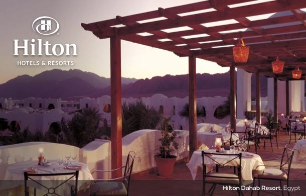 希尔顿-酒店-及度假村