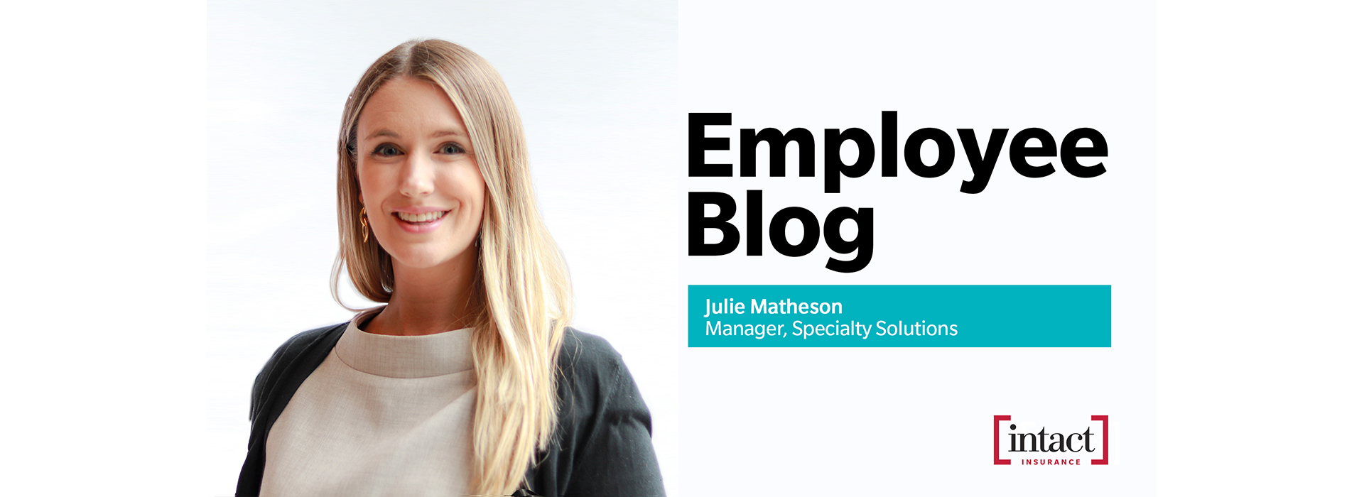 Employee Blog - Julie Matheson - Specialty Solutions