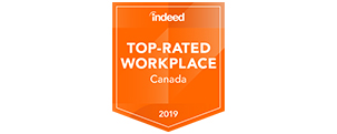 Indeed Top-Rated Workplace Canada - Intact