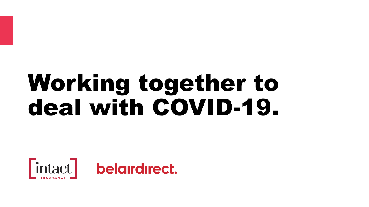 Working together to deal with COVID-19