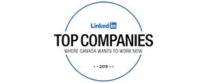 LinkedIn Top Companies 2019 - Intact