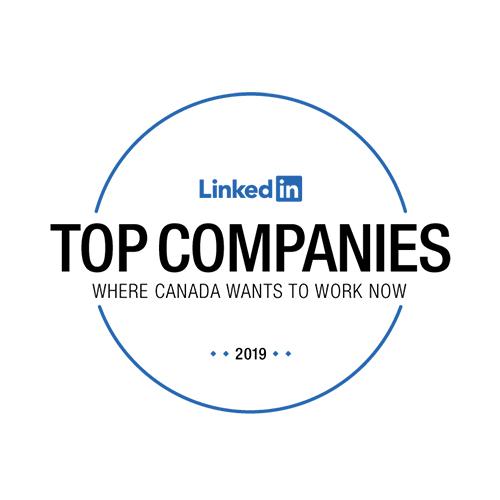 Intact   LinkedIn 2019 Top Companies