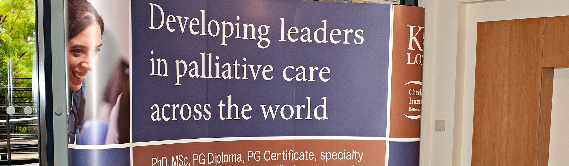 Developing leaders in palliative care across the world