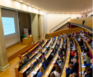 Image of a lecture hall