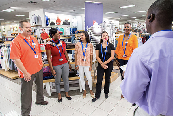 store management jobs at kohls