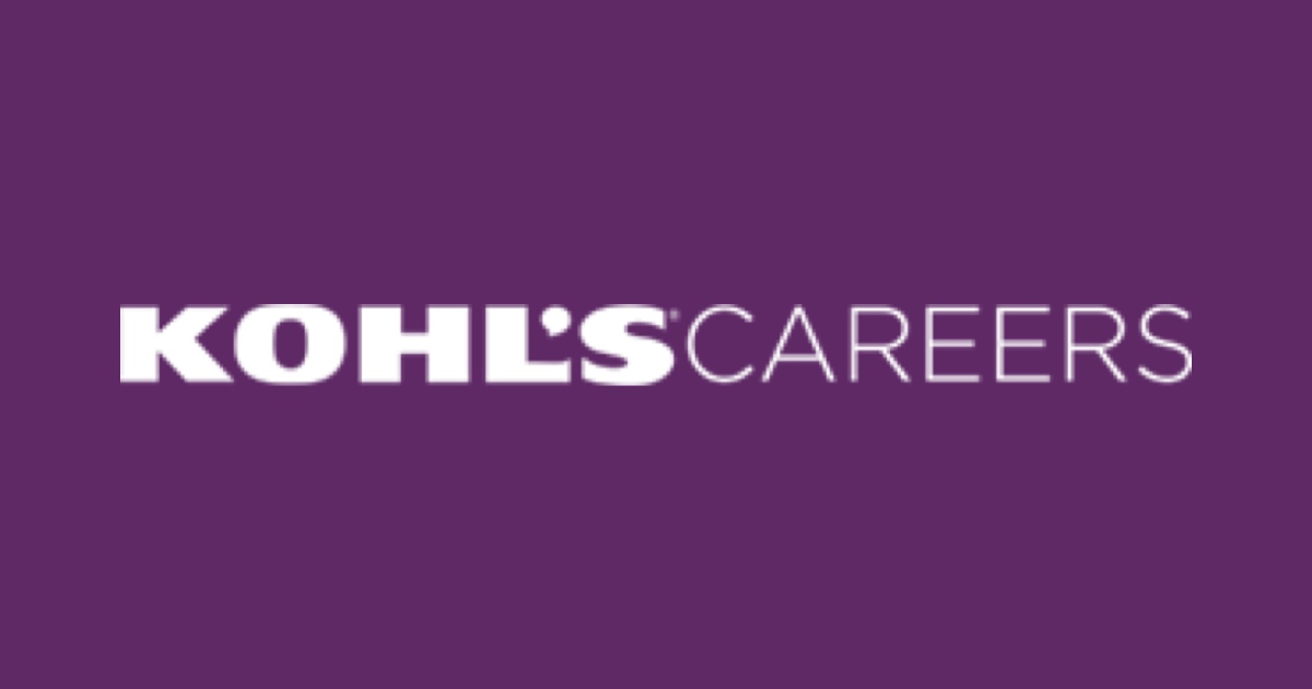 Careers at Kohl's | Kohl's Job Opportunities