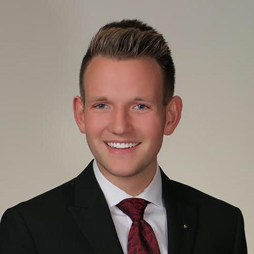 Jack Mazurek Finance Intern