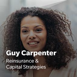 Guy Carpenter Resseguro & Estratégias de Capital