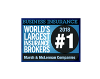 #1 Largest Insurance Broker Award
