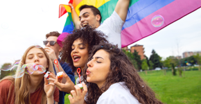 LGBTQIA Stolz