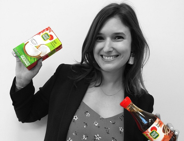 Magali, former intern and Senior Brand Manager