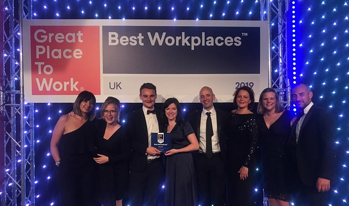 Great Place to Work UK