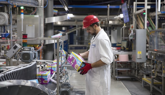Associé Mars Petcare, usine d'Ernolsheim