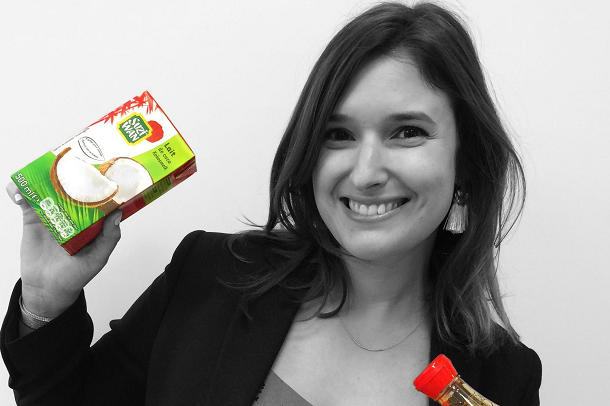 Magali, ancienne stagiaire, Senior Brand Manager Mars Food France