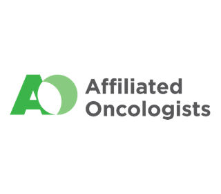 Affiliated Oncologists logo card at The US Oncology Network