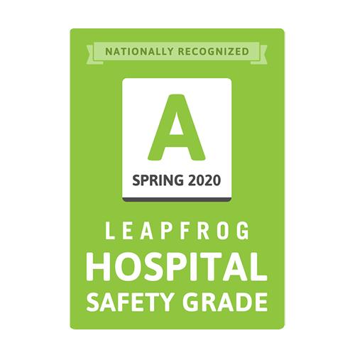 Leapfrog Award