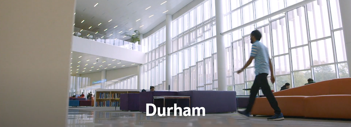 Durham site video