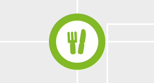 Knife & fork icon