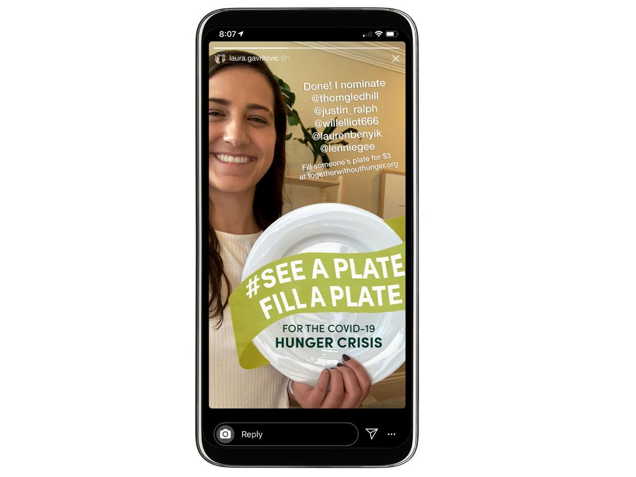 #SeeAPlateFillAPlate