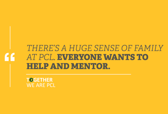 PCL Construction student opportunities | Construction Careers