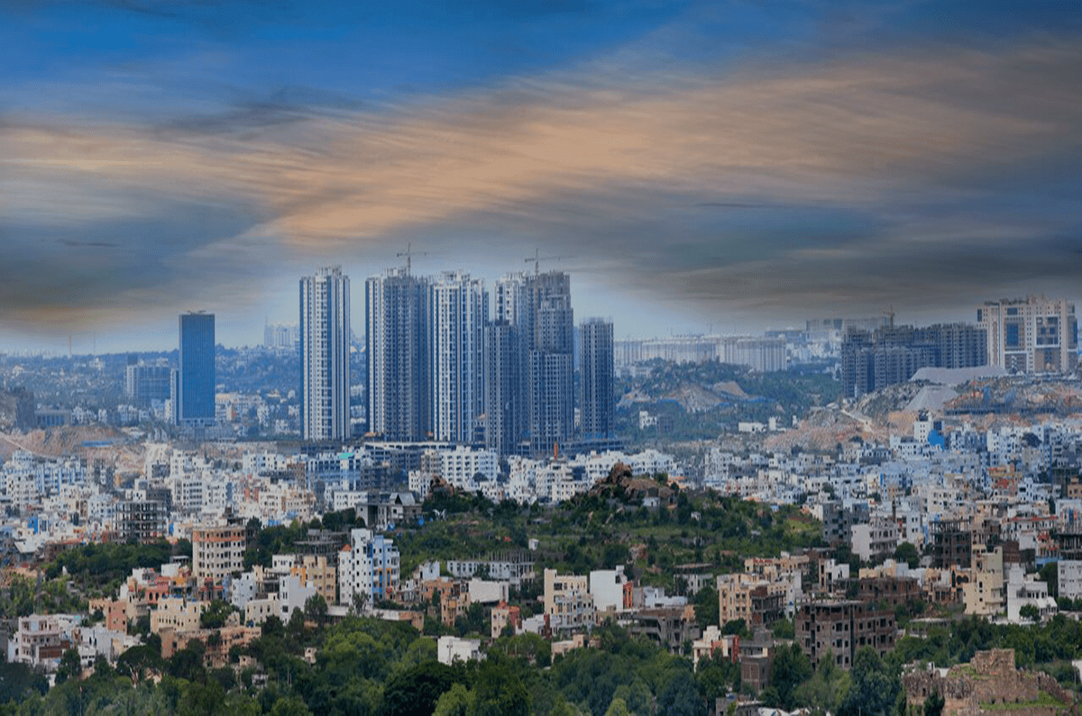 Hyderabad location image