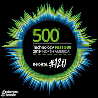 Technology fast 500 2019, North America, Deloitte