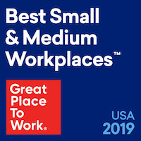 Best Small and Medium Workplace 2019