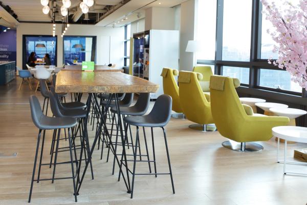 Philips Korea office space