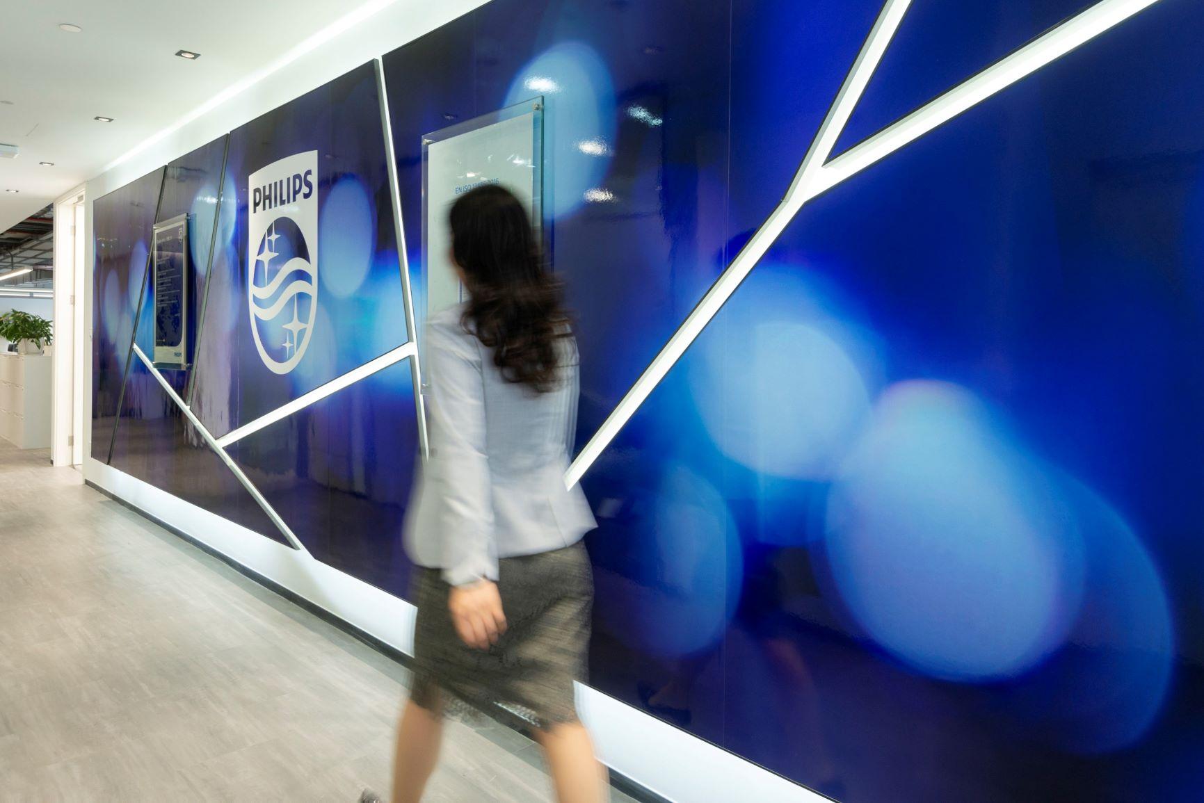 Philips Vietnam office space