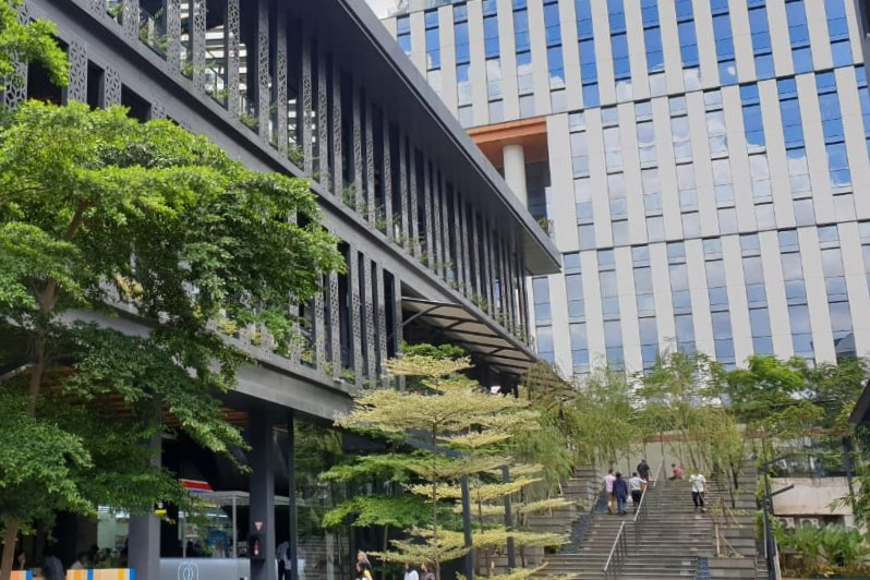 Philips Indonesia office space
