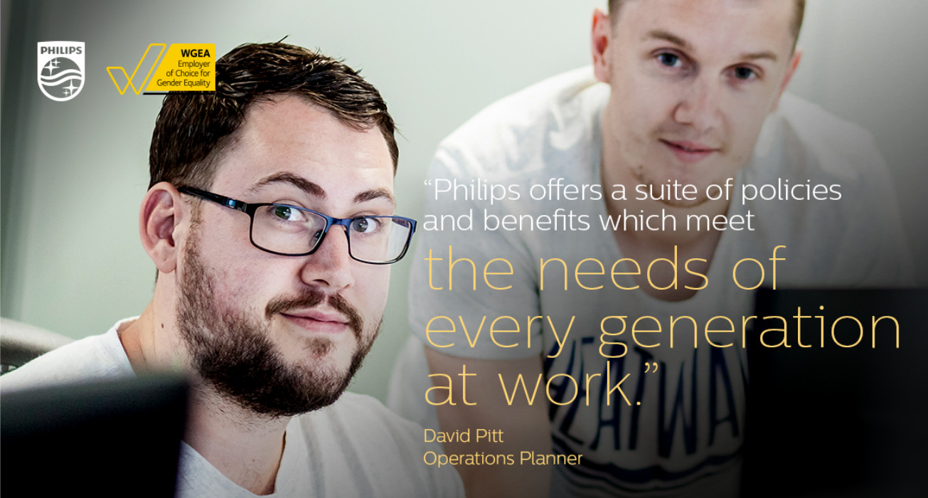 A suite of policies and benefits to meet the needs of every generation at work.