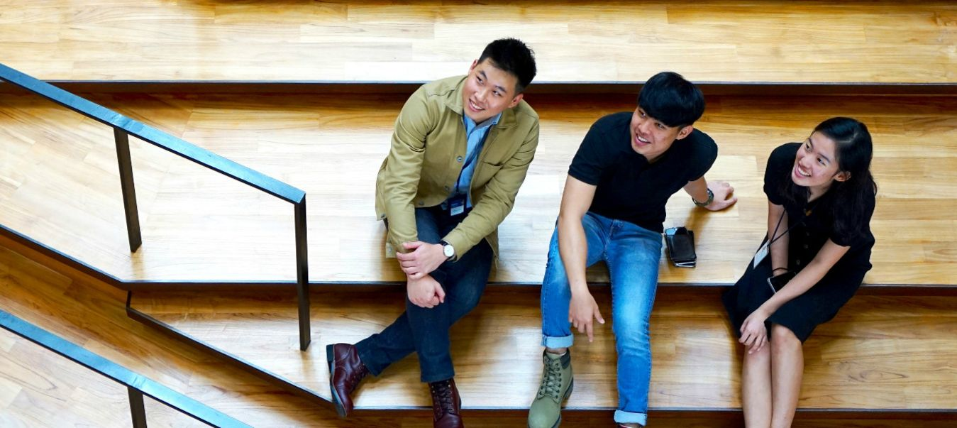 Don't just make a living. Make a difference.