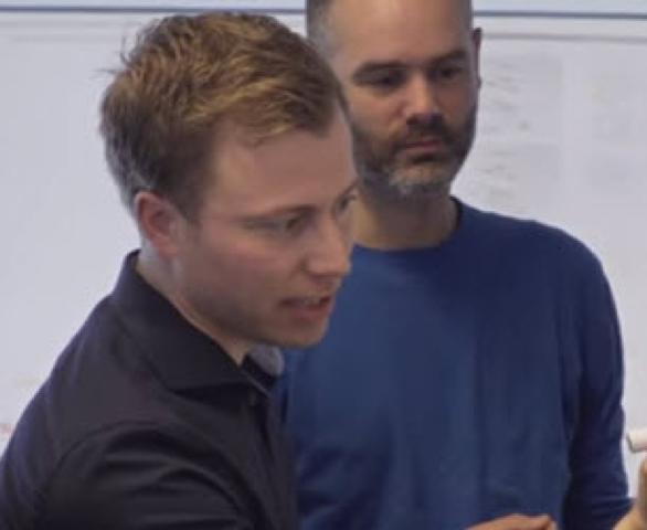 Luc Berntsen, Mechanical Engineer