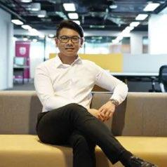 jun Fei testimonial image at philips