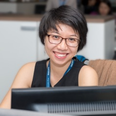 Nguyen Linh Phuong testimonial image at philips france