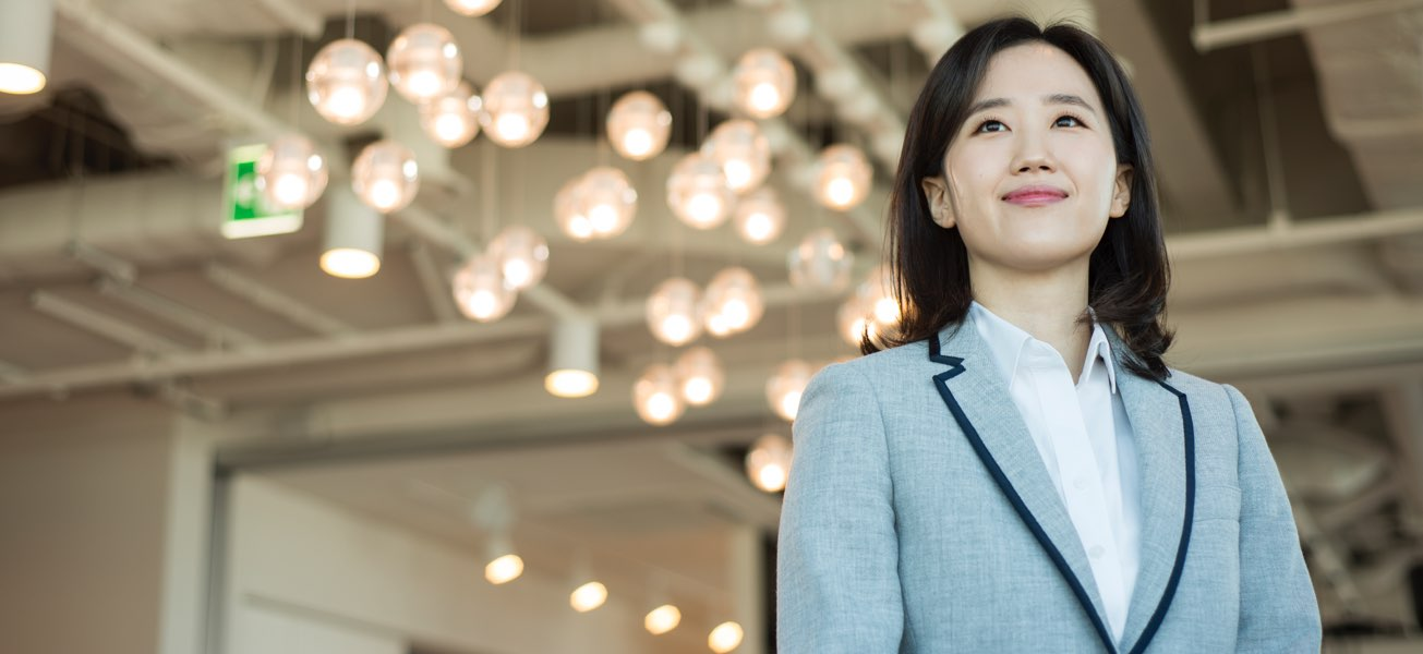 Working with Philips Korea: Global opportunities