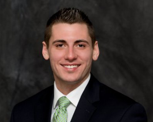 Headshot of PNC employee Angelo