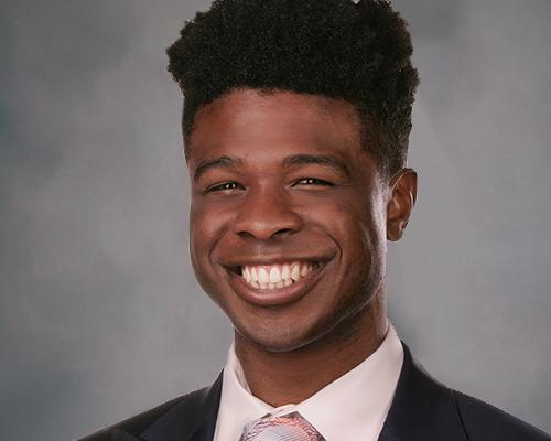 Headshot of PNC employee Miles